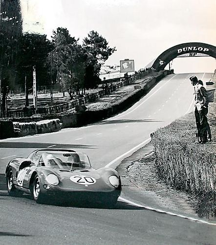 24 hour of Le Mans 1964 ferrari