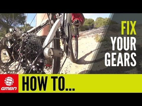 How To Fix Your Gears On The Trailside What To Do If Your Gears