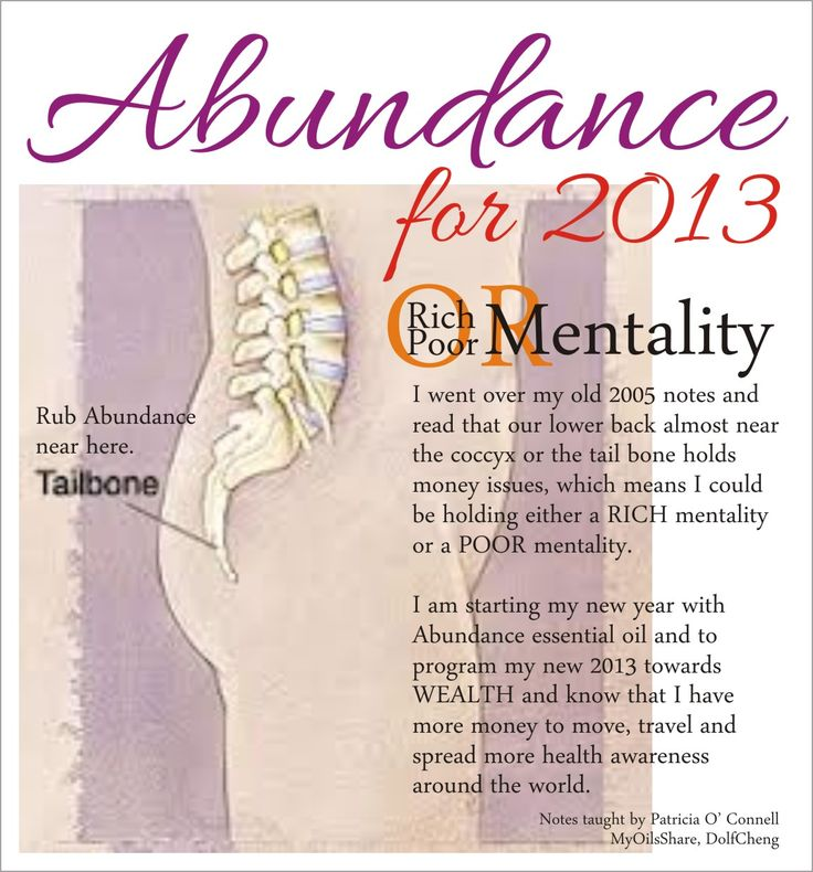 how to receive abundance with essential oils