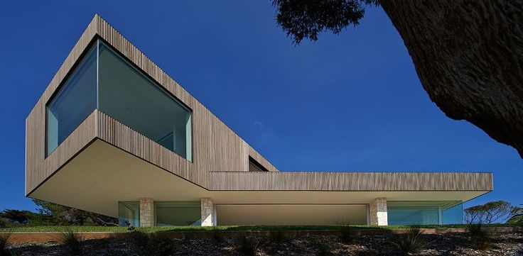 Solid Timber Cladding from Market Timbers, Melbourne Australia