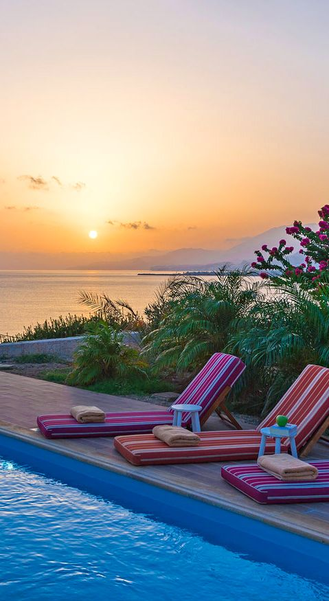 Villa by the Sea in Ierapetra, Lasithi, Crete