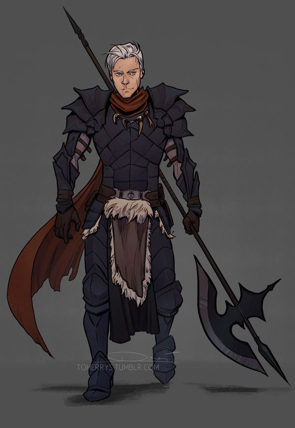commission vergil their d d character i had so much fun designing