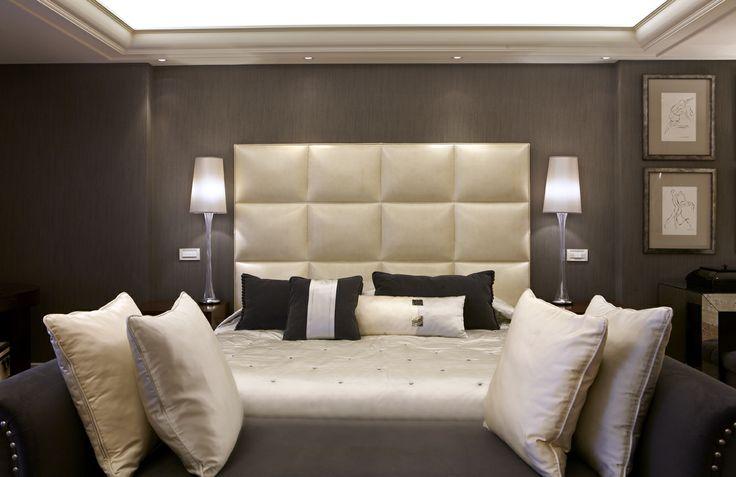 Sissy raptopoulou-Interior designer single house in Varkiza-Greece. bedroom