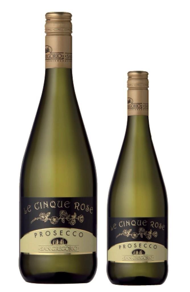 """Chiediamo @SanGregorioWine origine e storia del nome """"Le Cinque Rose"""" #vino #Prosecco #naming #design #etichette"""