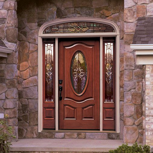 59 best doors images on pinterest architecture for Wood entry door manufacturers