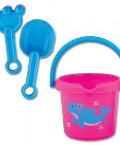 Stephen-Joseph-Dolphin-Sand-Bucket-Set #hammering toys #pounding toys #kids toy #cheap toys online #cheap kids toys #best kids toys #unique kids toys #toys for toddler boys #toys for children