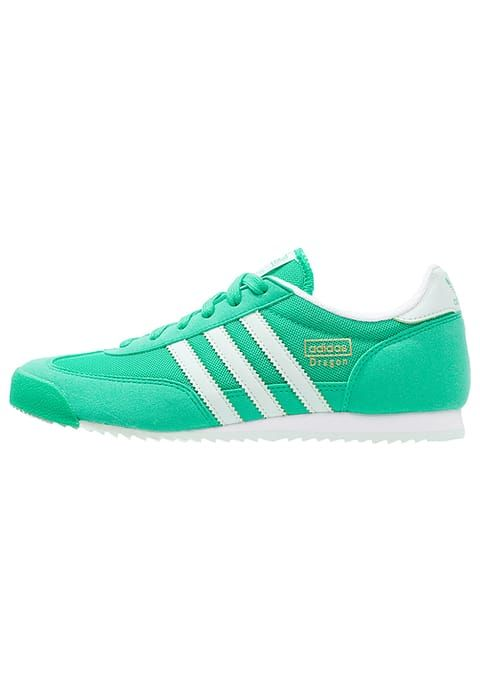 adidas Originals DRAGON - Trainers - shock mint/ice mint/white for £49.49 (22/01/17) with free delivery at Zalando