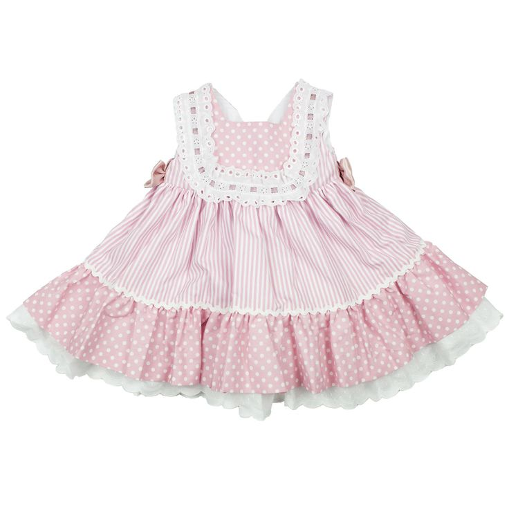 Pink Party Dress from Lace & Ribbons