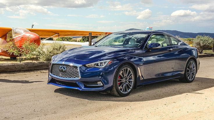 I Didn't Expect The 2017 Infiniti Q60S Red Sport 400 To Be