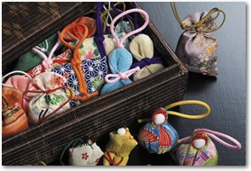 Japanese Traditional Sachet (scented bag)