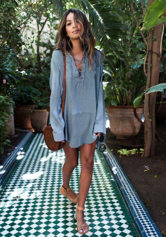 Boho-Trend 2016: DIESEN Look lieben jetzt ALLE Mode-Profis (und so stylt ihr ihn…