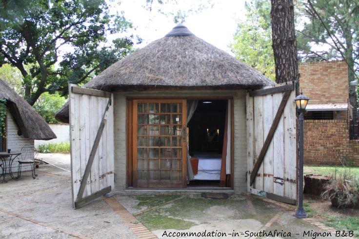 Something different at Mignon's B&B. Sasolburg accommodation.