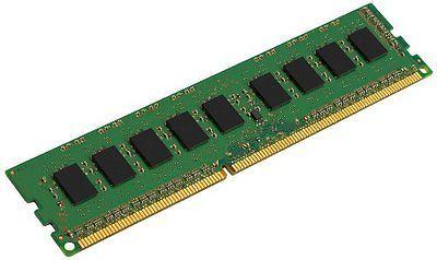 Kingston Technology 4GB 1600MHz DDR3L ECC Low Voltage DIMM Memory for Lenovo