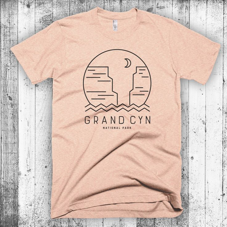 Grand Canyon T-shirt, Arizona T-shirt, Grand Canyon National Park, Camping T-shirt, National Park Shirt, Hipster Modern T-shirt, Arizona Tee by CityandSky on Etsy https://www.etsy.com/listing/478620381/grand-canyon-t-shirt-arizona-t-shirt