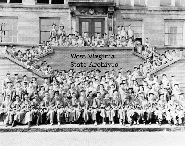 Taylor County WV Genealoy | Grafton High School . Class of 1937