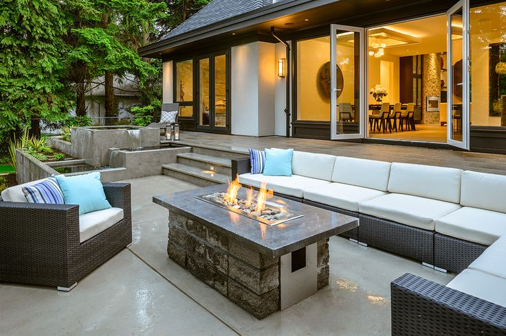 fire-pit-propane-Patio-Eclectic-with-fire-pit-table-gas-fire-pits ...
