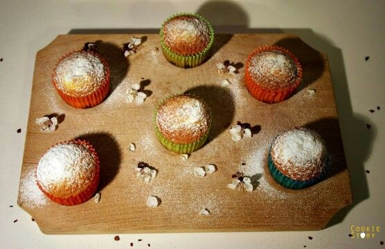 Cupcakes ❤ #cupcakes #muffins