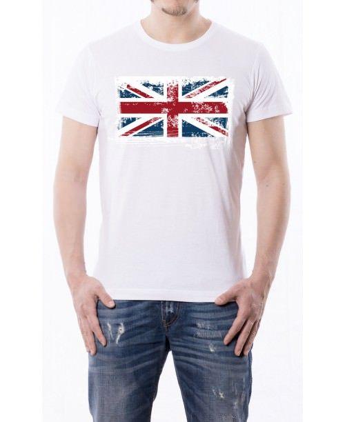 T-shirt Bandiera Londra