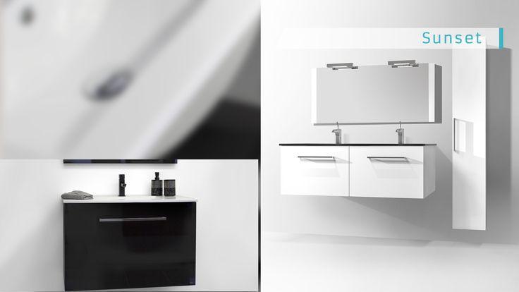 7 best salles de bain images on pinterest bathroom. Black Bedroom Furniture Sets. Home Design Ideas