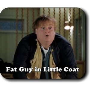 LOL! Tommy Boy! Great movie, this is best part of movie.....