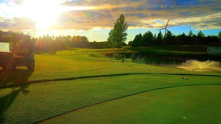 How to keep your golf course ponds clear and healthy!