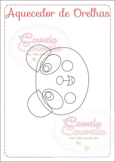 Carmela Caramella : moldes