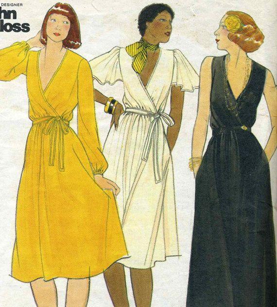 20 best John Kloss Designer Sewing Patterns images on Pinterest ...