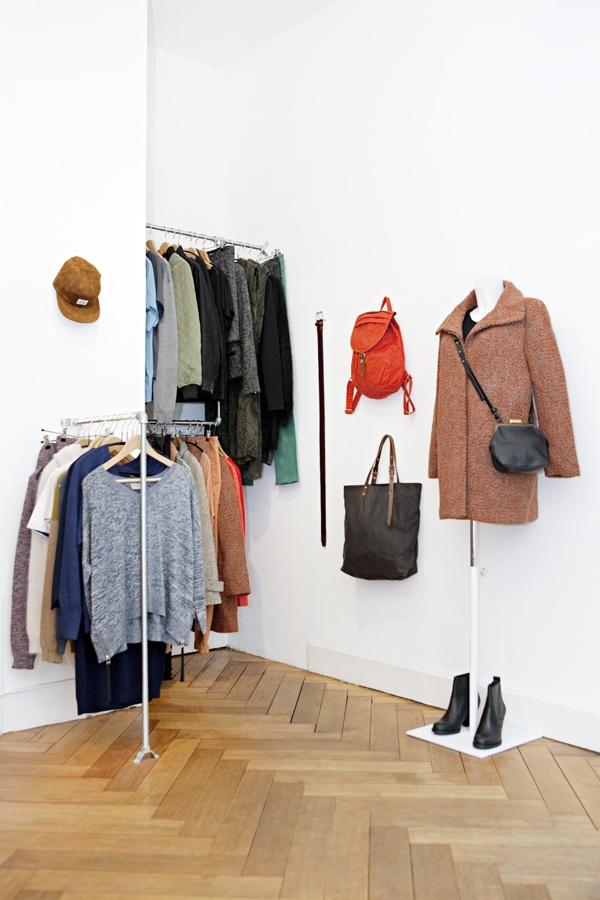 Sartoria Vico @ Marinsel | Basel, Switzerland | very nice shop, cute owners , perfect mood | #sartoriavico #shop #switzerland #knitwear #FW #collection #knitwear #retailer #lovely #shop