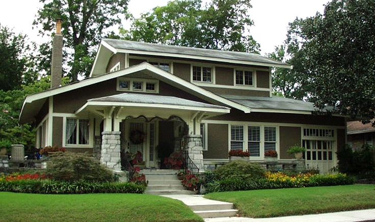 Craftsman Bungalow Memphis Tn Arts And Crafts