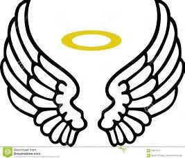 Image result for Angel Wings Clip Art