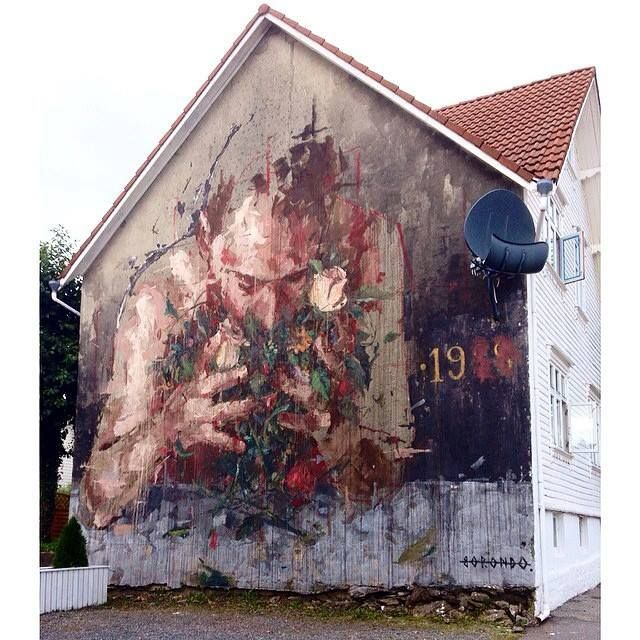 Best Images About Borondo On Pinterest September - 17 amazing works of 3d street art