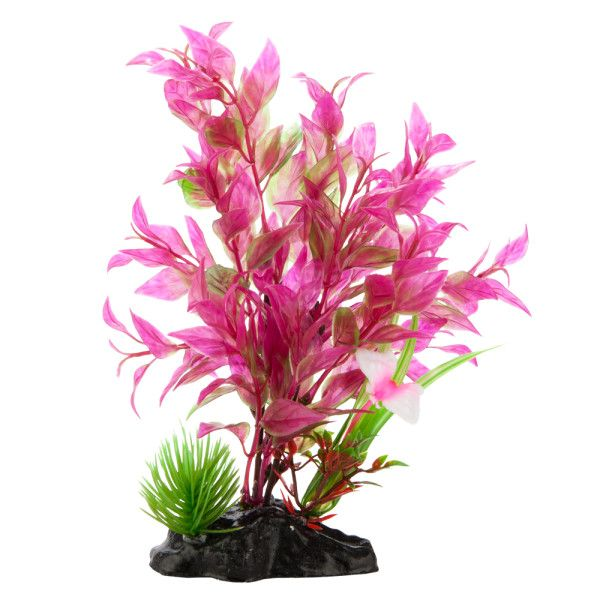 A bright pop of fun with the Top Fin® Aquarium Plant ...