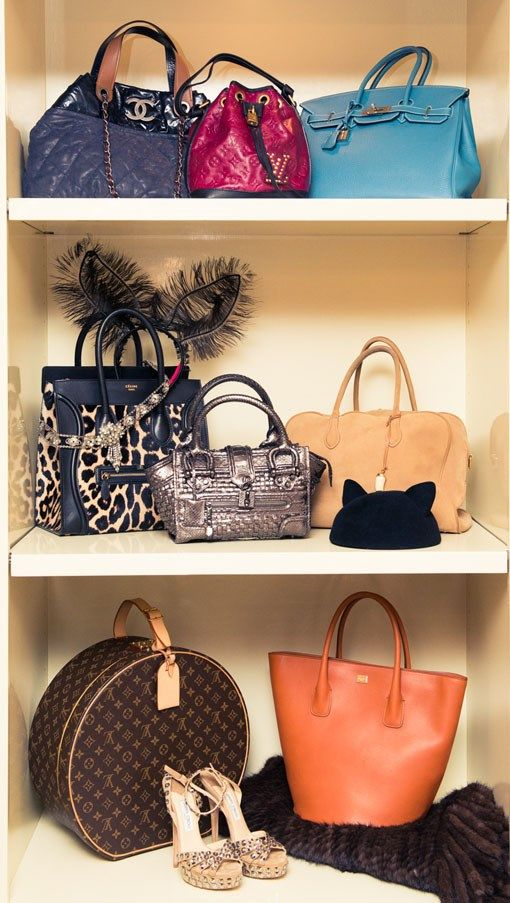 Inside Rosie Huntington Whiteley's Closet - Image 4