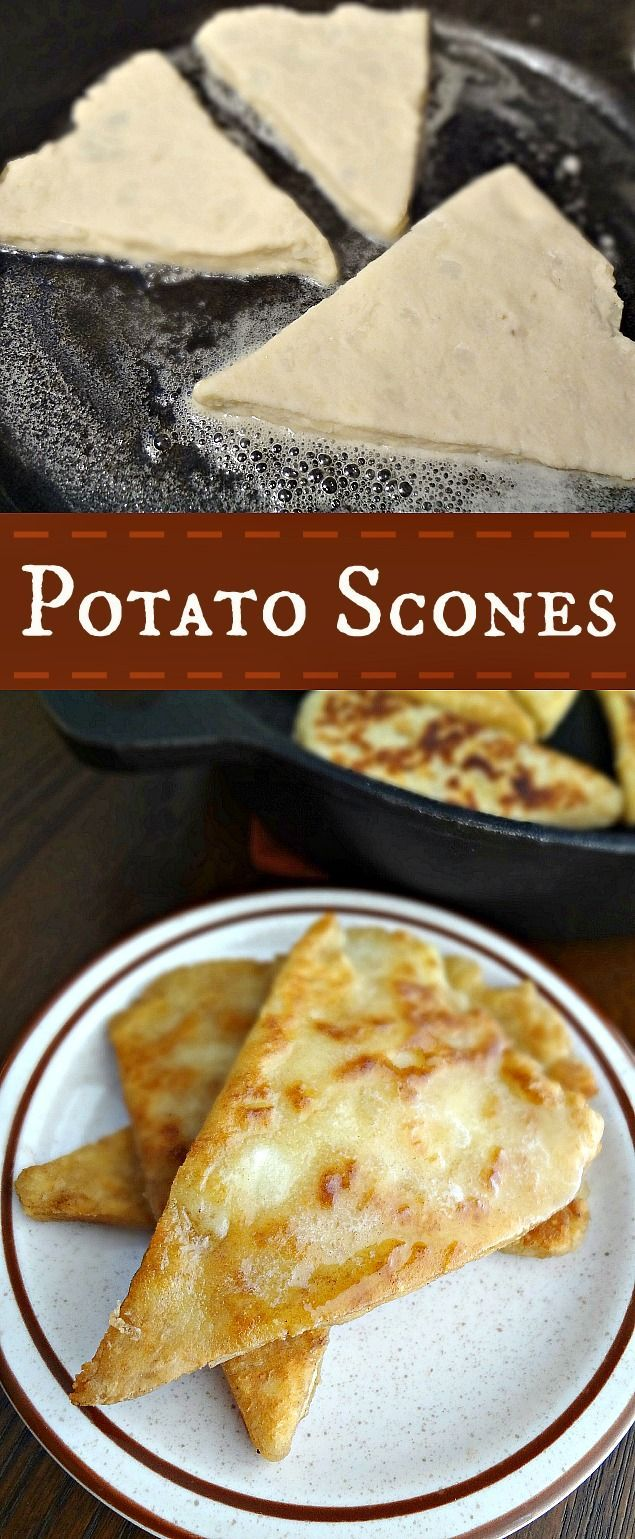 The Cooking Actress: Potato Scones. An Irish-Scottish comfort food breakfast recipe that is perfect for St. Patrick's Day!