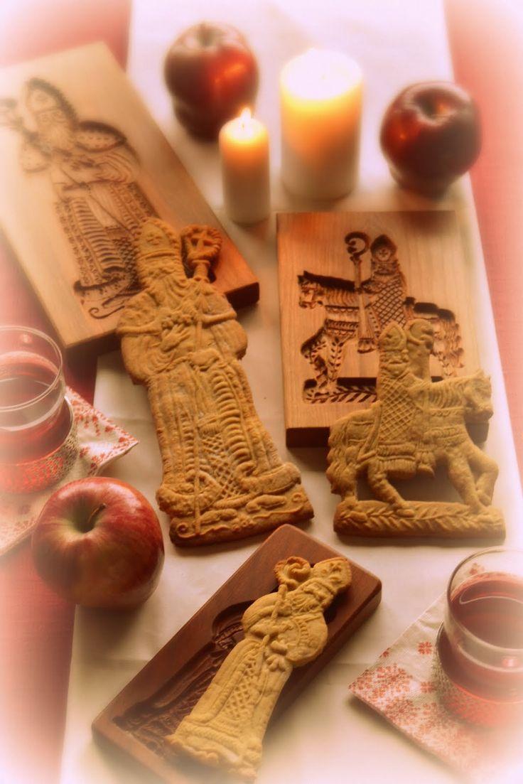 Speculaasplank #Sinterklaas. Ja die wil ik wel bakken. En opeten natuurlijk.