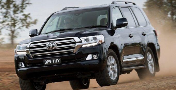 2016 Toyota LandCruiser Sahara Diesel Review