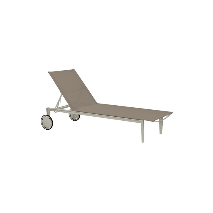 Bain de soleil beige little l royal botania trentotto mobilier toulouse terrace