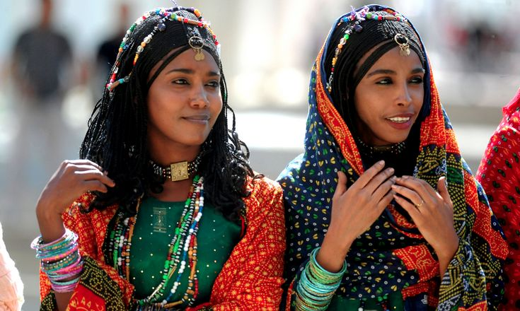 A Expo Milano 2015 l'allegria della giornata nazionale dell'Eritrea