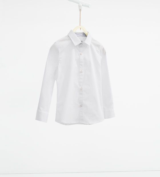 ZARA - KIDS - Slim fit shirt