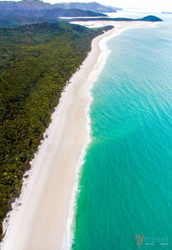 Whitehaven Beach - 14 Beaches in Australia to Visit on the Blog!