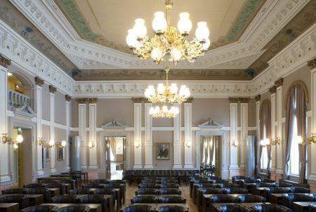 Sibeliuksen satu Ke 18.11. klo 19 Jyväskylän kaupungintalo Jyväskylä Sinfonian muusikoita Jean Sibelius: Satu Muu ohjelma selviää myöhemmin