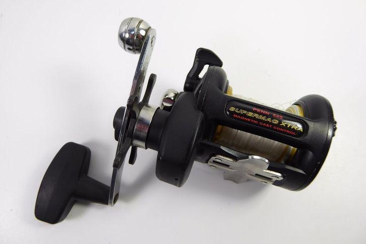 Penn 525 Supermag XTRA Sea Fishing Reel 1805704