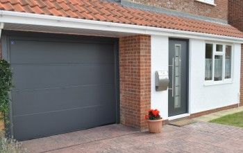 Hormann Sectional Garage Doors From The Garage Door Centre Online Website UK