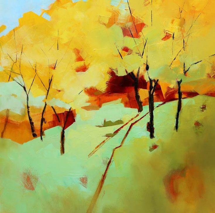 Mingara art exhibition march 2016 landscape artworkabstract landscapesara paxtonspring