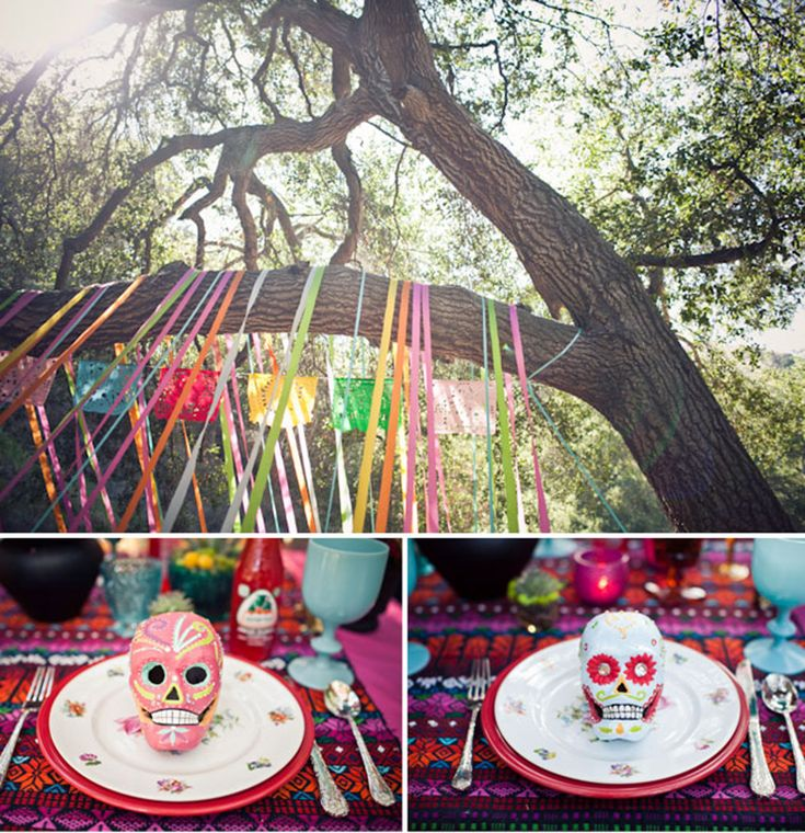 Inspiration Mexicoooooo | Déco Mariage | Queen For A Day - Blog mariage