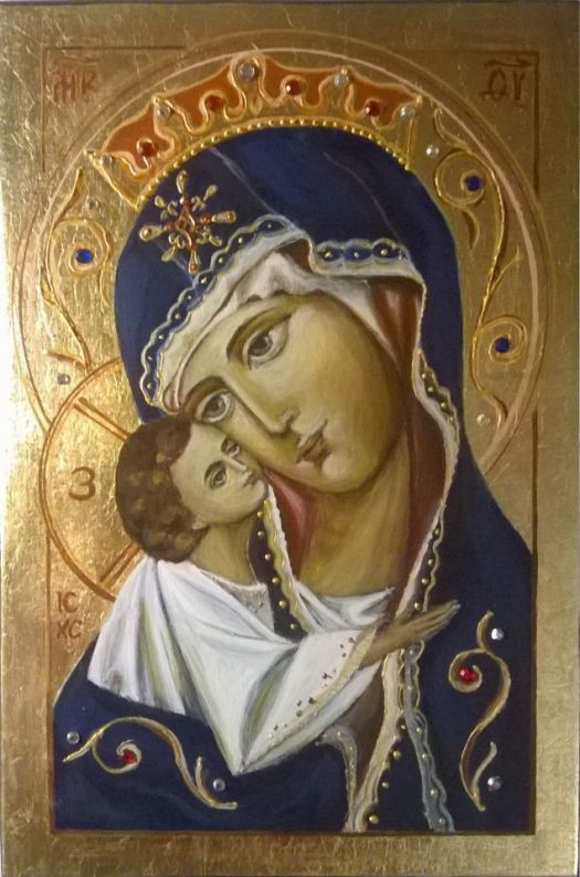 Ikona Madonna Miłująca