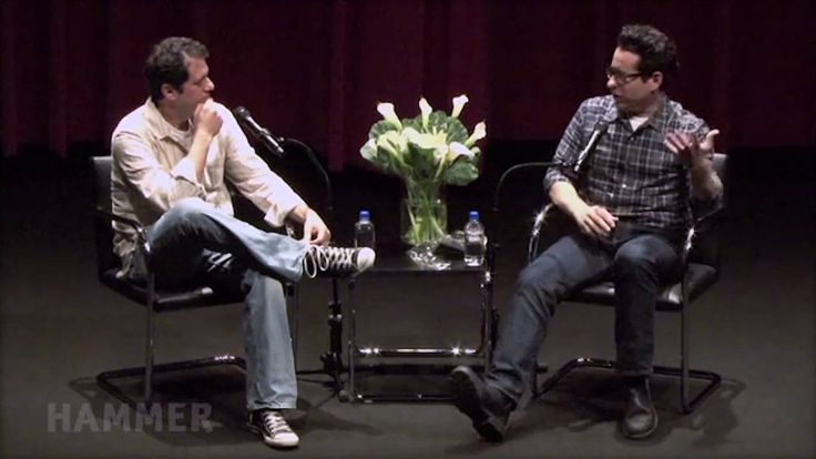 JJ Abrams and composer Michael Giacchino in conversation and Q&A (2011)
