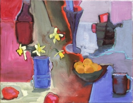 Recent Still Life by Sharon Thompson