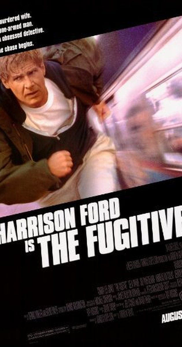 Directed by Andrew Davis.  With Harrison Ford, Tommy Lee Jones, Sela Ward, Julianne Moore. Dr. Richard Kimble, unjustly accused of murdering his wife, must find the real killer while being the target of a nationwide manhunt.