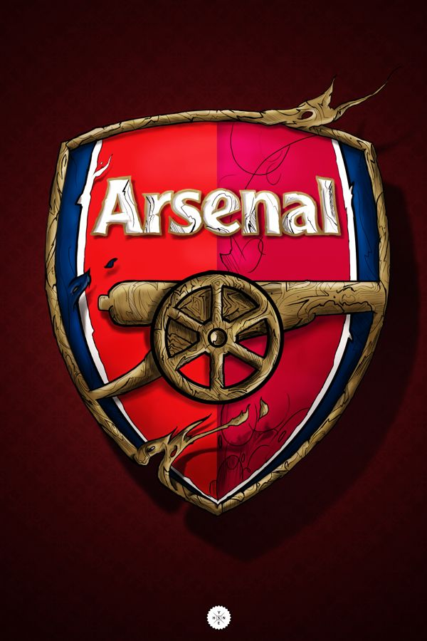 Arsenal Logo on Behance